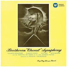 "Wilhelm furtwängler-Beethoven: Sinfonia N. 9 ""CORALE"" (NUOVO VINILE LP 2)"