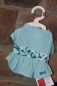 MARTHA STEWART PETS Ms Camp Therm Dress X-Small Dog Clothing Free Shipping
