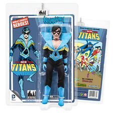 DC Comics Mego Style 8 Inch Figures New Teen Titans Series: Nightwing