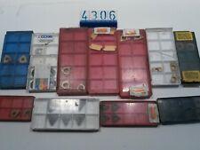 38 Misc Carbide Inserts Seco, Stellram, Walter, Sandvik (4306)