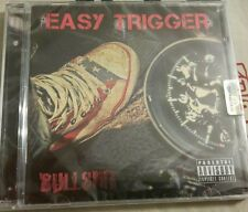 EASY TRIGGER - Bullshit CD Hard rock cd indie press 2012 Kick Axe Rebel Toys NEW