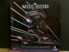 MUSIC AND SOUND LIBRARY VOLS 1 & 2  DBL LP  Library music and sound effects EX