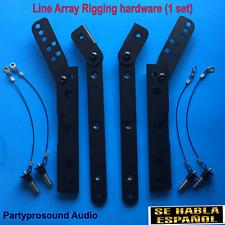 Line array rigging hardware, line array , herrajes para bocinas aereas  #53