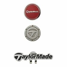 Taylormade Japan Golf Cap Edge Clip Ball Marker SY233 Red