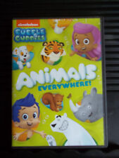 Bubble Guppies: Animals Everywhere (2014) (DVD) Like New