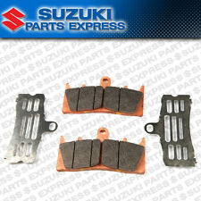 NEW 1999 - 2007 SUZUKI HAYABUSA GSX1300R OEM FRONT BRAKE PADS SHIMS 59302-33860
