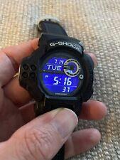 Burton Snowboard Casio G-Shock Watch Rare GDF-100BTN BLACK Discontinued