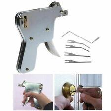 Unlocking Strong Lock Gun Repair Tool Kit Stainless Steel Door Opener Bumps Key