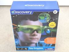 Discovery Night Vision Spy Goggles Ages 8+ (New in Box) FREE SHIPPING!