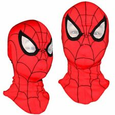 Adults & Children Spiderman Masks Fancy Dress Costume Halloween Party Accessory