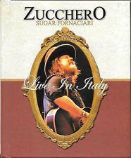 Zucchero Sugar Fornaciari - Live In Italy (2 CD + 2 DVD)