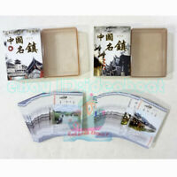 Playing card/Poker SET(2 Decks)108 cards of The famous TOWNS of China Tourism