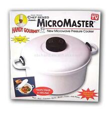 2.85 L Microwave Master Pressure Cooker Pot Steamer Rice Vegetable Meat with Cup