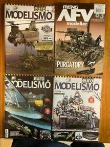 WWII 1/35 Diorama Magazines NEW