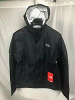NEW THE NORTH FACE VENTURE 2 JACKET BLACK SHELL RAIN FREE SHIP MEN M-XXL