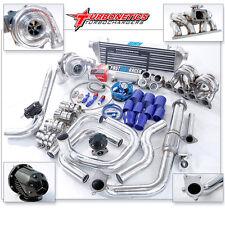 T3/T4 T04E Turbo Kit Ram Horn W/ Turbonetics Turbo EF EG EK DA DC2 B16 B18 B16A