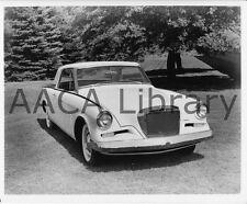 1962 Studebaker Hawk GT, Factory Photo (Ref. #91802)