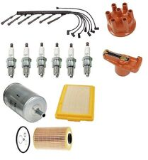 BMW E24 633CSi L6 3.2 78 Ignition Kit with Air Oil Fuel Filters Tune Up Kit