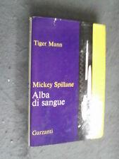 GIALLI GARZANTI - MICKEY SPILLANE - ALBA DI SANGUE -  OTTIMO-SR96