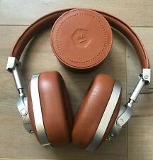 Master & Dynamic MW60 Wireless Premium Brown Leather Headphones