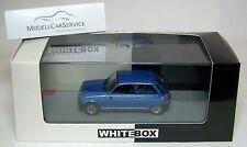 WhiteBox 1/43: WB240 Renault 5 Alpine (1976), blaumetallic