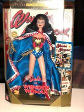 Barbie as  Wonder Woman   vintage collector Edition