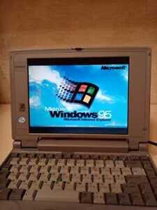 Laptop Toshiba T2150CDT real vintage