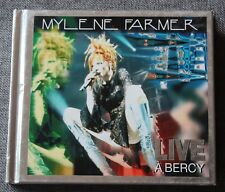 Mylene Farmer, live à Bercy, 2CD Digibook