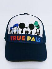 Disney Mickey Mouse Toddler Hat Kids Donald Duck Goofy Baseball Cap Licensed New