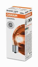 10x OSRAM Autolampe R10W 10 Watt 12V Birne BA15s Blinker Standlicht 5008