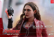 Hottoys MMS301 1/6 Avengers Age of Ultron AOU Scarlet Witch Female Action Figure
