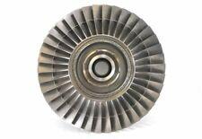 RAF Tornado Aircraft RR RB199 Titanium Jet Engine LP2 Fan Upcycle