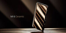 Xiaomi MI6 128GB 6GB Exclusive Ceramic 18k Gold Global ROM - Trusted USA Seller