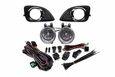 NEW 2010-11 Toyota Camry (L,LE,Hybrid LE) Halogen Fog Lights - Auer Automotive