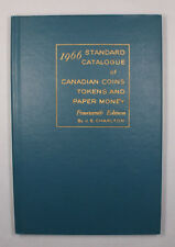 1966 Standard Catalogue of Canadian Coins Tokens and Paper money 14th Edition
