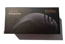 KNIFE SHARPENER And Cutting Glove - Kitchellence Brand New Free Shipping