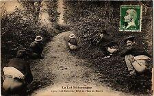 CPA   Le Lot Pittoresque -Les Entravés (Effet de l'Eau de Miers)  (353871)