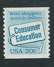 Scott # 2005...20 Cent....Consumer Education...  20 Stamps