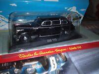 ZIS 110 LEGENDARY BALKAN CARS DEAGOSTINI IXO 1/43 NEUF BOITE
