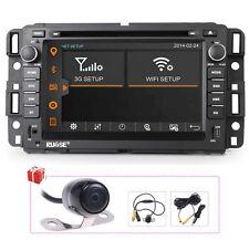 Autoradio GPS Navigation Stereo DVD For Chevy Suburban Sierra GMC Acadia Saturn