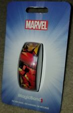 NEW Disney Parks Iron Man Marvel Magic Band 2 Link It Later LINKABLE