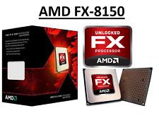 "AMD FX 8150 Black Edition ""Zambezi"" 8 Core, AM3+, Clock 3.6 - 4.2 GHz CPU"