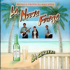 La Nueva Fuerza   Musica Tropical Bailable  La Cerveza    BRAND  NEW SEALED  CD
