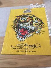 Ed Hardy Carrier Bag