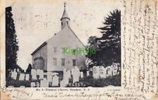 Postcard No 2 Tennent Church Tennent NJ 1905