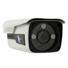 "LineMak Bullet camera, 1/2.5"" Sony CCD Sensor, 1.3Mp, 3 LEDs Array, IP66, IR-CUT"