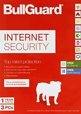 Antivirus CDROM 1 year Parental Control Malware Computer Laptop Protection 3 PC