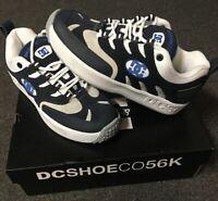 DC Shoes X Bronze 56k Lukoda 9.5 Navy Kalis Legacy Lynx Og Stevie Williams Es