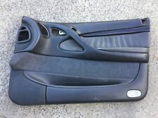 HOLDEN WK CAPRICE DRIVERS DOOR TRIM CARD LEATHER RIGHT FRONT WL HSV VY VZ CALAIS