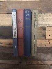 Old War Dog Book Lot~Doberman Collie